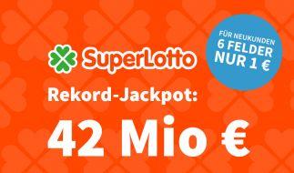 Bei dem italienischen Lottogiganten Superlotto lagen am Samstag noch 42,9 Mio. € im Jackpot. (Foto)