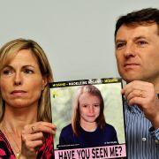 Ihre Eltern starteten 2007 einen Such-Aufruf für ihre vermisste Tochter Madeleine Maddie McCann.