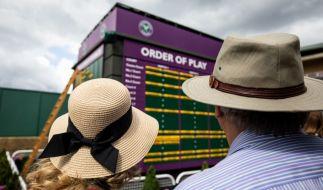 Tennis-Fans in aller Welt blicken vom 28. Juni bis 11. Juli 2021 gebannt nach London, wo das Tennis-Turnier von Wimbledon 2021 ausgetragen wird. (Foto)