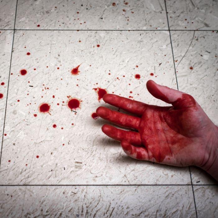 Organe vor der Tür verteilt! 80-Jährige ermordet und ausgeweidet (Foto)