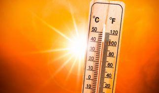 Der Deutsche Wetterdienst warnt vor Temperaturen bis 37 Grad. (Foto)