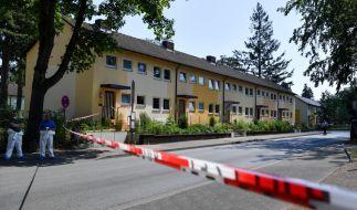 In Espelkamp kamen bei einer Schießerei zwei Menschen ums Leben. (Foto)