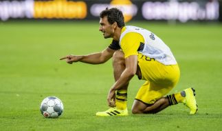 Borussia Dortmund ist wie andere Bundesliga-Clubs auch in der Sommerpause nicht untätig: Stattdessen stehen für die BuLi-Clubs mehrere Testspiele auf dem Programm, bevor die Spielzeit 2021/22 offiziell beginnt. (Foto)