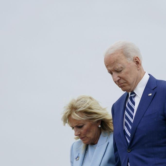 Todes-Drama im Weißen Haus! US-Präsident in tiefer Trauer (Foto)