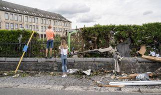 Tornado in Beauraing
