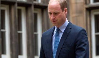 Prinz William wird immer kahler. (Foto)