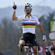 """IHR und IHM gehört das Herz des """"Tour de France""""-Stars (Foto)"""