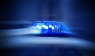 In Frankfurt am Main wurde nach Schüssen eine leblose Person gefunden. (Foto)
