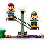 2-Spieler-Modus mit Luigi möglich! Mehr Spielspaß in die Lego Super Mario Welt (Foto)