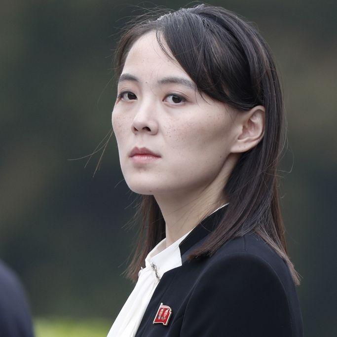 Diktatoren-SchwesterKim Yo Jong erteilt Biden Knallhart-Absage (Foto)