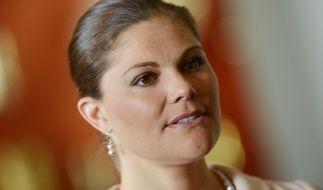 Kronprinzessin Victoria von Schweden trauert um ein Sport-Idol ihres Heimatlandes. (Foto)