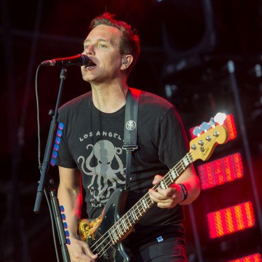 Krebs-Schock! Blink 182-Star macht tödliche Krankheit öffentlich (Foto)