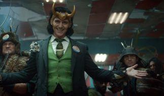 Tom Hiddleston spielt im MCU Loki, den Gott des Schabernacks. (Foto)