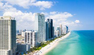 In Miami ist ein Hochhaus eingestürzt. (Foto)