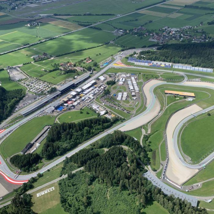 Verstappen siegt in Spielberg vor Hamilton - Vettel wird 12. (Foto)