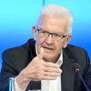 Corona-Hammer! Kretschmann will härter in Freiheitsrechte eingreifen (Foto)