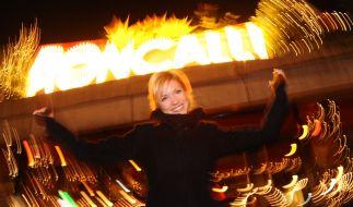 So lebt die Schauspielerin Nina Gnädig privat. (Foto)