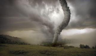 Ein gewaltiger Tornado hätte in Deutschland fatale Folgen. (Foto)