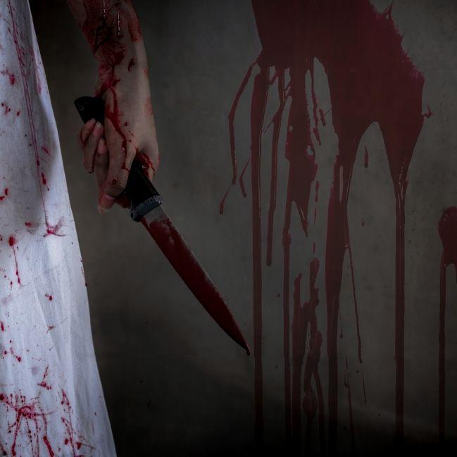 Aus Panik vor Covid-19! Mutter schlachtet Tochter (5) ab (Foto)