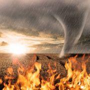 Tornado-Horror und Glut-Hitze! Jetzt kommt der Sahara-Hammer (Foto)