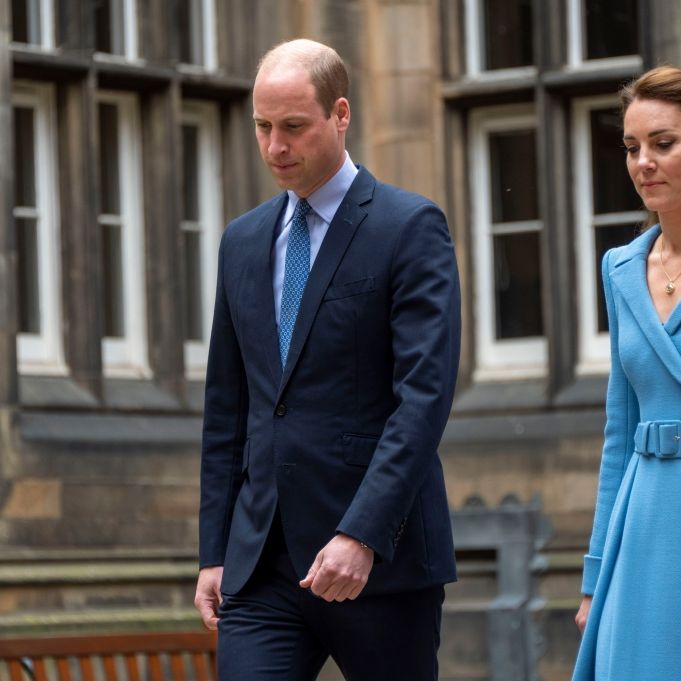 Schockierende Trennung! Herzogin Kate vor Harry-Treffen ausgeladen (Foto)