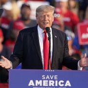 Comeback bei Massenkundgebung! Ex-US-Präsident will Amerika zurückerobern (Foto)