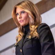 Keine Lust auf Trumps Rede? Melania lässt im Netz die Hüllen fallen (Foto)