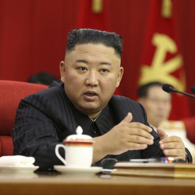 Sorge um abgemagerten Diktator! Nordkoreaner weinen um ihren Kim (Foto)