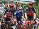 Caleb Ewan stürzte bei der 3. Tour-Etappe schwer. (Foto)
