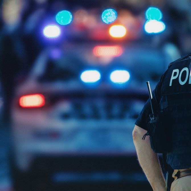 17-Jähriger bei Routine-Polizeikontrolle erschossen (Foto)
