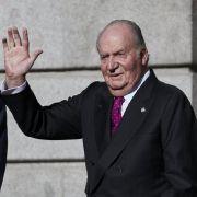 Spanischer Kellner behauptet: Ich bin der geheime Sohn des Königs (Foto)