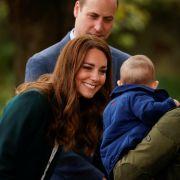 Queen verdonnert Herzogin Kate zu neuem Job - Prinz William jubelt (Foto)