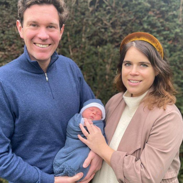 Baby August geht viral! DIESES mürrische Gesicht begeistert Royal-Fans (Foto)