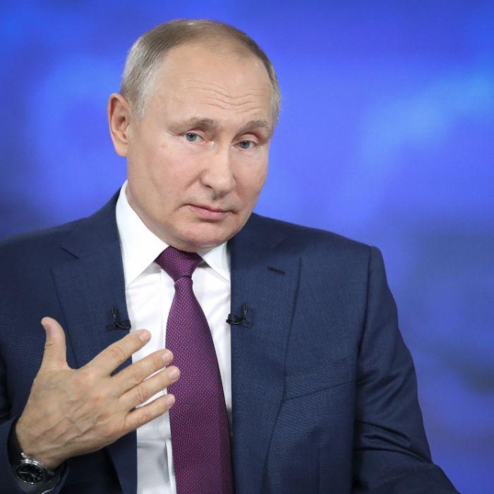 Russischer Präsident lüftet Impf-Geheimnis - und stichelt gegen Westen (Foto)