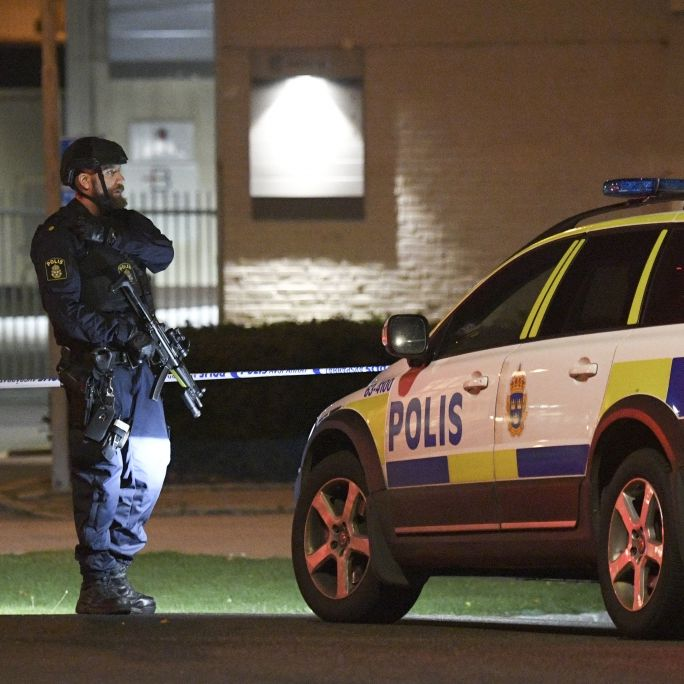 Polizist im Dienst auf offener Straße erschossen (Foto)