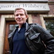 Roland Jankowsky als Kommissar Overbeck in der ZDF-Krimi-Reihe