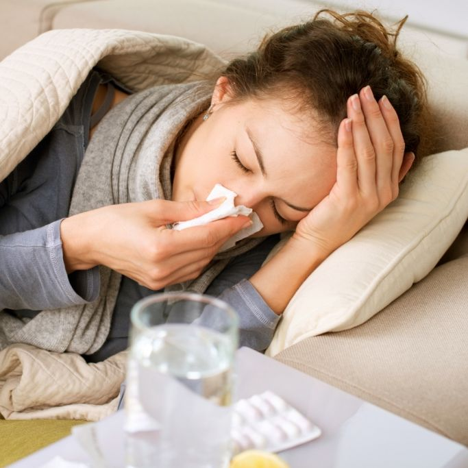 Delta-Virus oder Sommergrippe? Diese Symptome sollten Sie kennen (Foto)