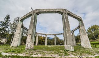 Wozu bauten die Nazis diese Konstruktionen in Polen? (Foto)