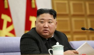 Kim Jong-un sorgte auch in dieser Woche wieder für reichlich Zündstoff. (Foto)
