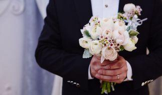 Ein Bräutigam ist bei seiner eigenen Hochzeit gestorben. (Foto)