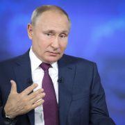 Kampf gegen Verwestlichung! Kreml-Chef unterzeichnet Strategiepapier (Foto)