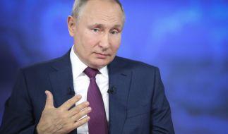 Putin hat ein Strategiepapier gegen die Verwestlichung unterzeichnet. (Foto)