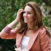 Sorge um Herzogin Kate nach Corona-Kontakt (Foto)