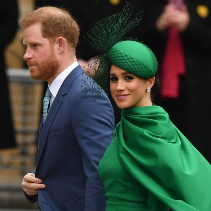 Das blüht Herzogin Meghan bei ihrer Rückkehr (Foto)