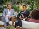Seelenstriptease bei Oprah Winfrey: Das Enthüllungsinterview von Meghan Markle und Prinz Harry lief anders als geplant. (Foto)