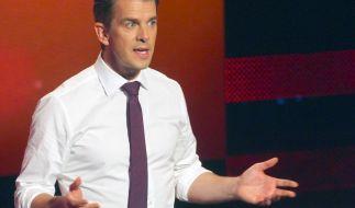 ZDF-Talker Markus Lanz bittet auch am 6., 7. und 8. Juli 2021 zur Diskussionsrunde im Zweiten. (Foto)