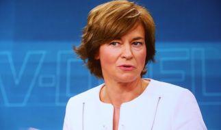 Bevor sich ZDF-Talkerin Maybrit Illner in ihre wohlverdiente Sommerpause verabschiedet, steht ihr noch ein Schlagabtausch im Zweiten bevor. (Foto)