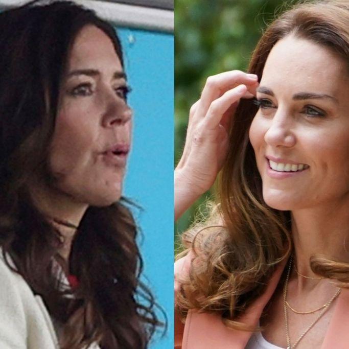 Royals im Fußballfieber! Aber Herzogin Kate muss zuhause bleiben (Foto)