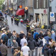 Reporter in Lebensgefahr!Polizei verdächtigt Polen und Niederländer (Foto)