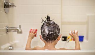 Ein Kleinkind ist in einer Badewanne gestorben. (Foto)